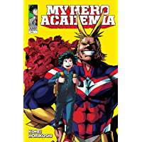 My Hero Academia, Vol. 1: Izuku Midoriya: Origin book cover