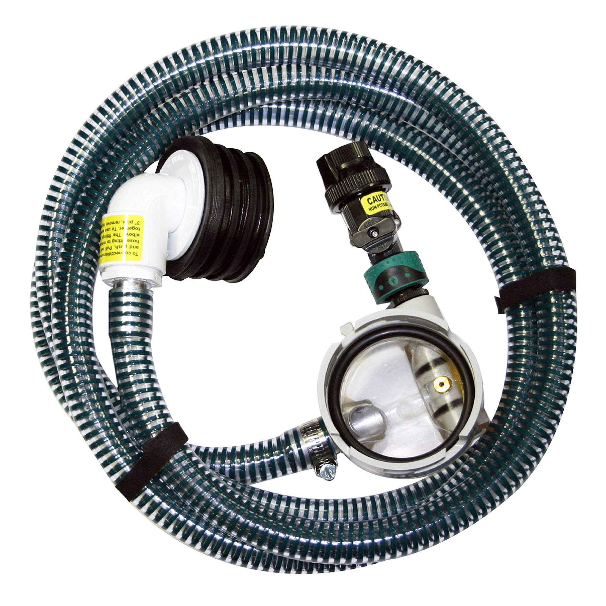 Valterra Kit with 10 Ft SS01 Complete SewerSolution System-10' by Valterra