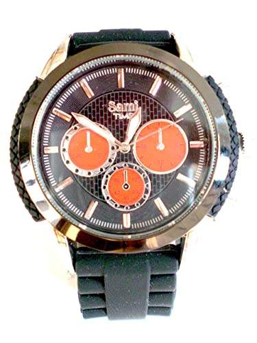 Sami RSM-43569-2 Motor Time Series Conjunto de Reloj de caballero esfera con