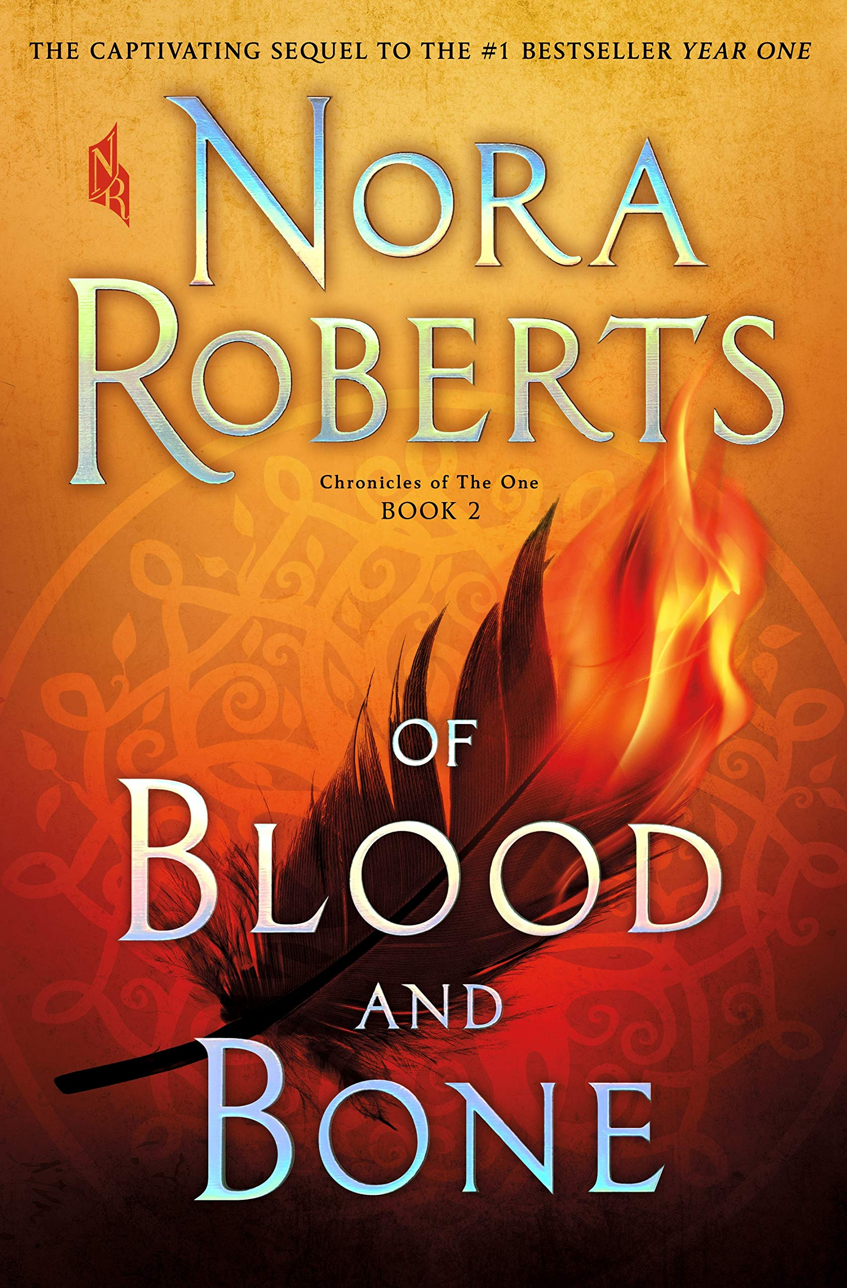 Amazon.com: Of Blood and Bone: Chronicles of The One, Book 2  (9781250122995): Nora Roberts: Books