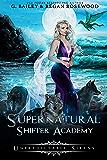 Unpredictable Sirens (Supernatural Shifter Academy Book 4)