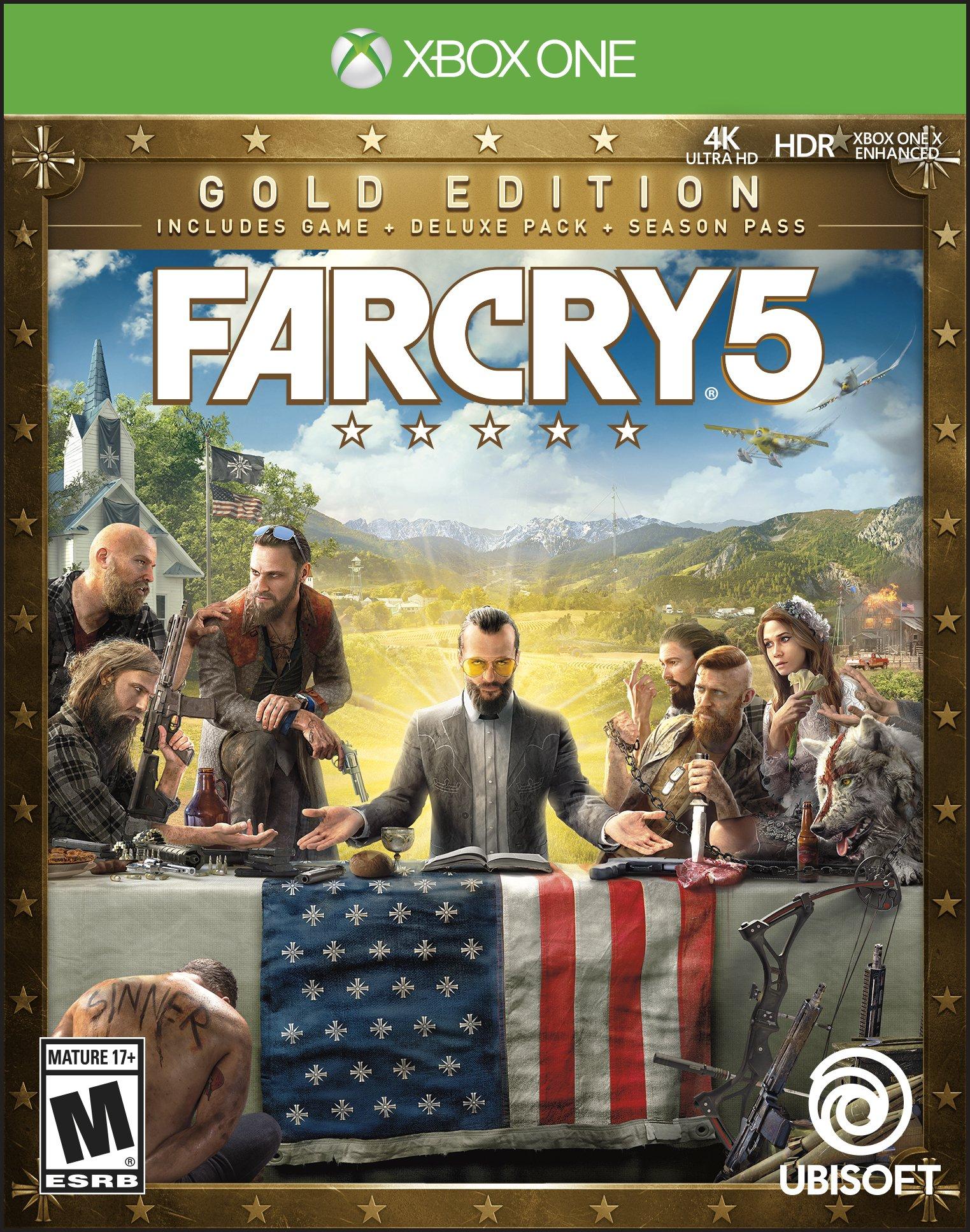 Far Cry 5 Gold Edition - Xbox One [Digital Code]
