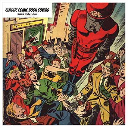 Amazon com : Retrospect Group Classic Comic Book Covers 2019