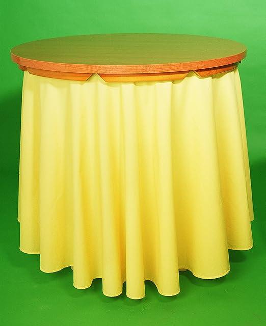 Tapa para mesa camilla redonda (95 centímetros): Amazon.es: Hogar