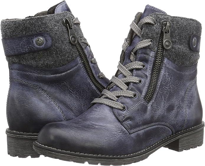 Rieker K3490 Chaussures Chaussures et Sacs Rangers Boots