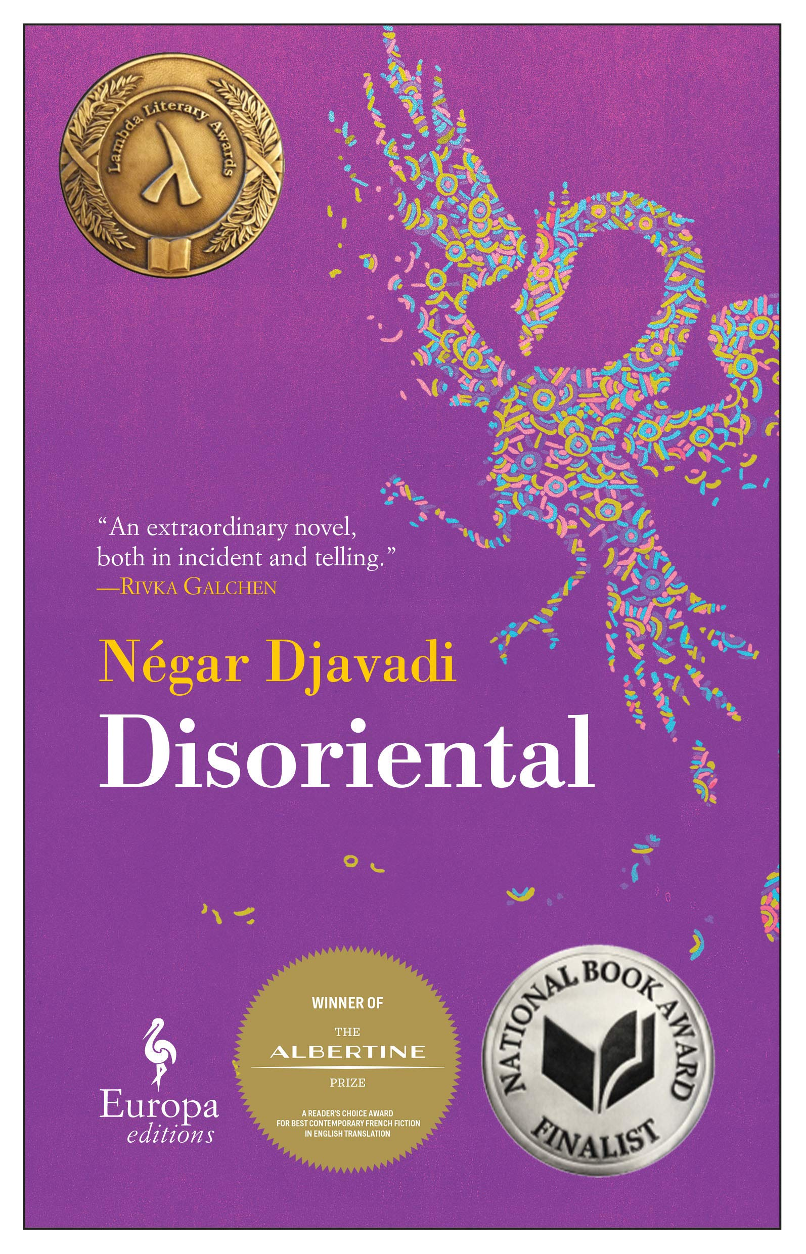 Disoriental: Amazon.ca: Djavadi, Negar, Kover, Tina: Books