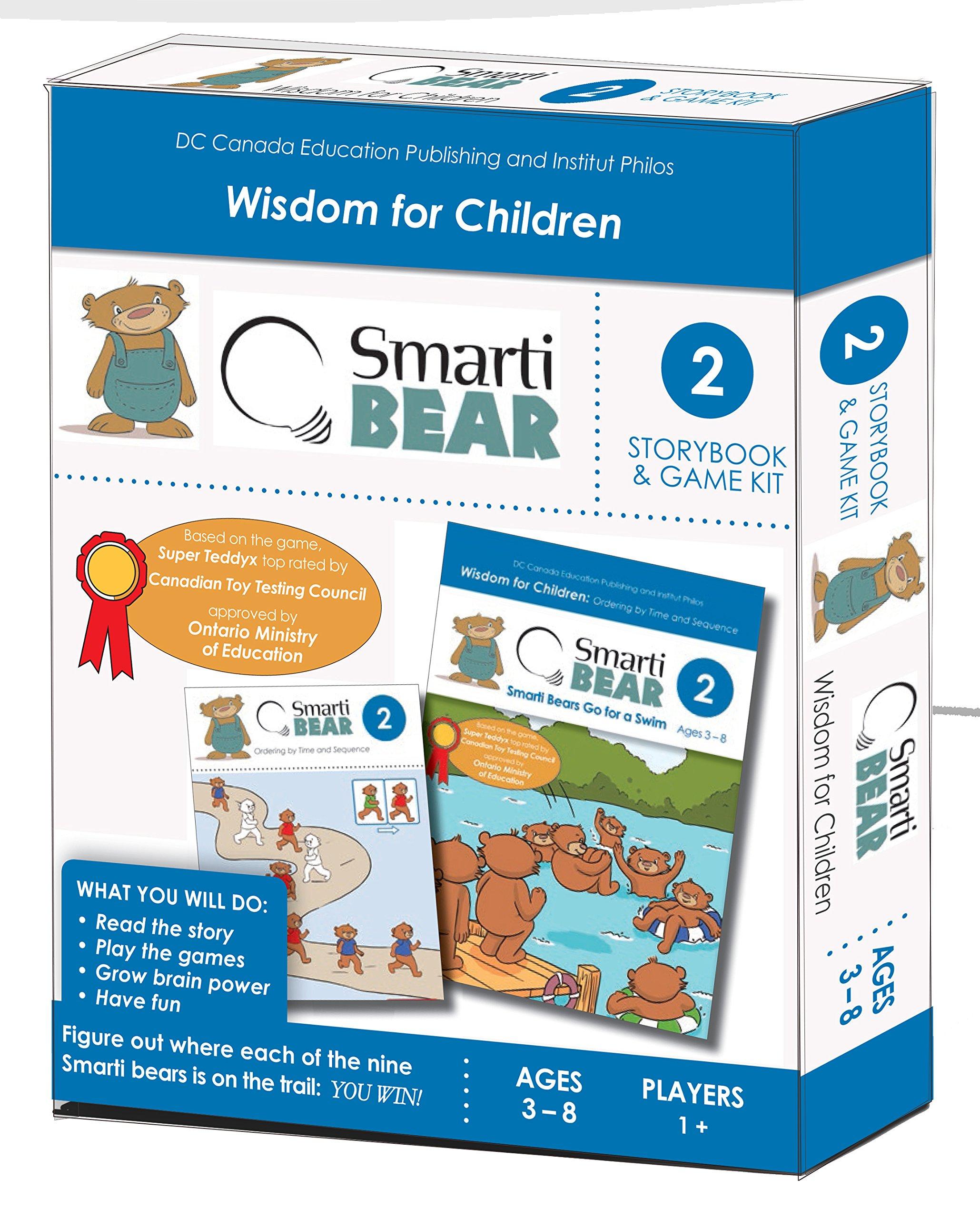 Smarti Bears Go for a Swim (Game Pack) ebook