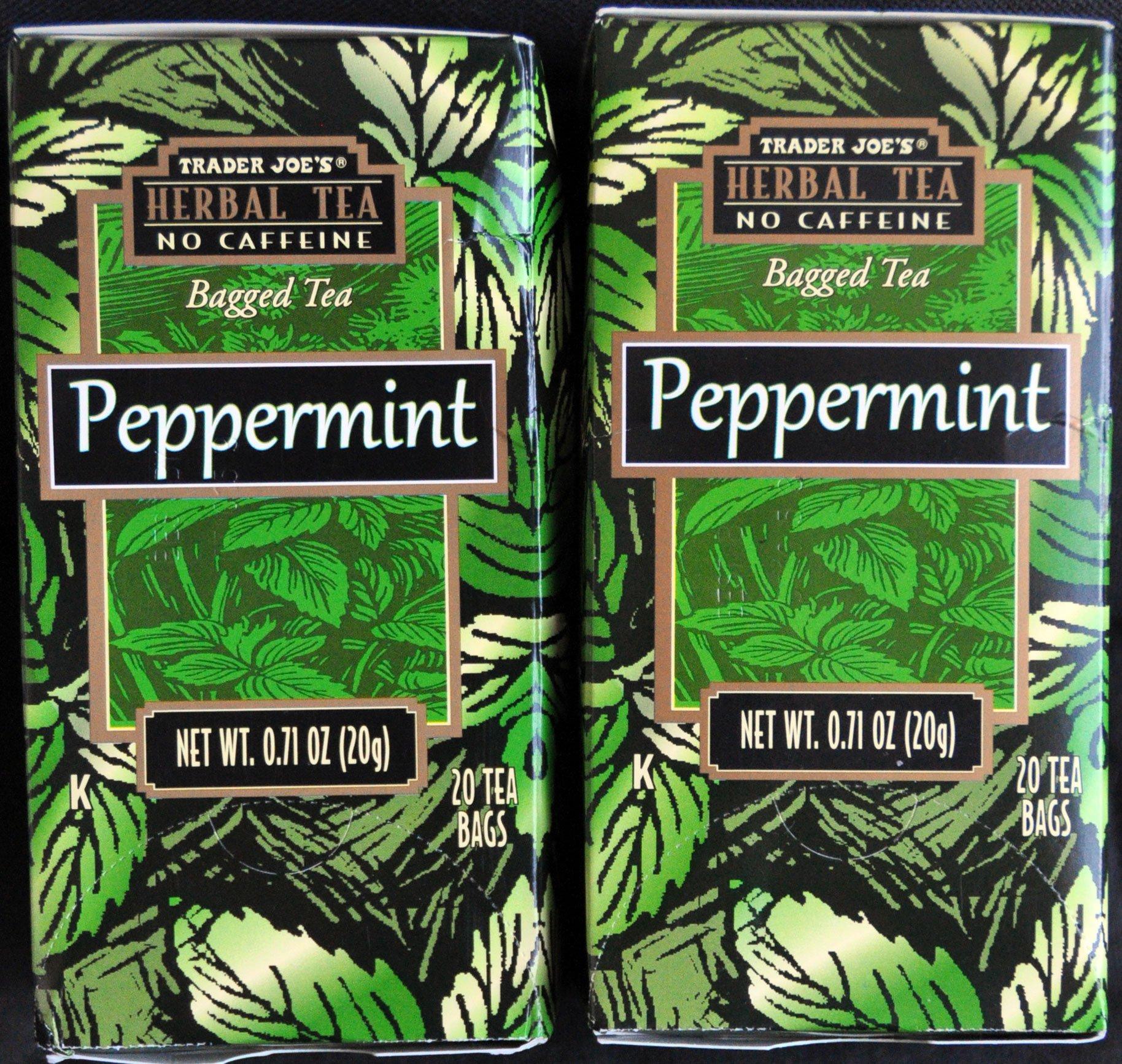 Amazon.com : 2 Boxes Trader Joe's Specialty Teas Jasmine