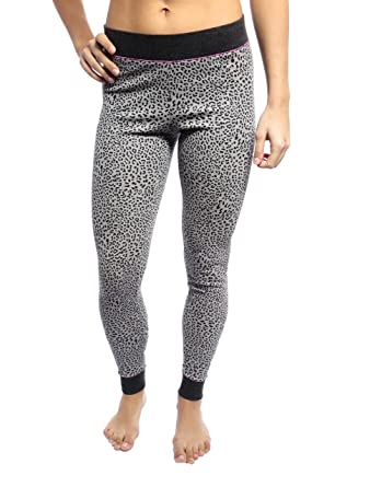 Cuddl Duds Women's Thermal Long Legging at Amazon Women's Clothing ...