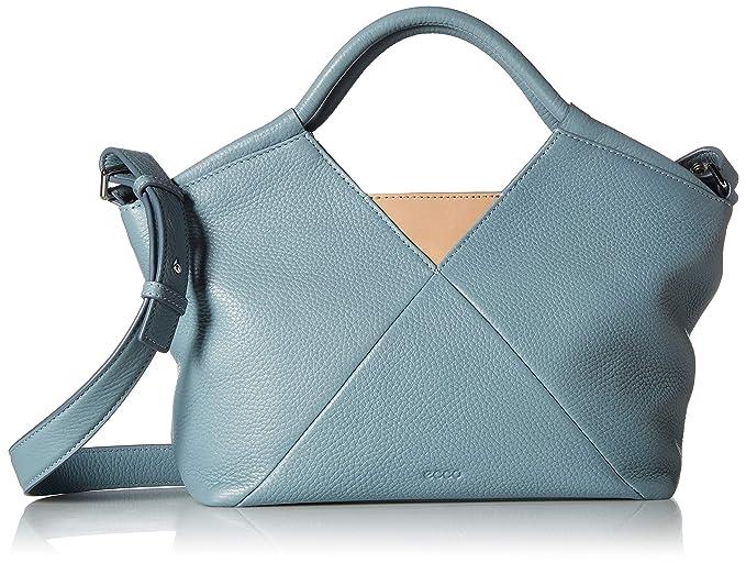 Amazon.com: ECCO Linnea - Bolsa de trabajo pequeña, Azul ...