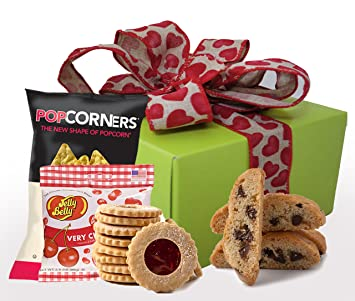 Amazon Com Kosher Valentine Gift Box Valentine Day Cookies