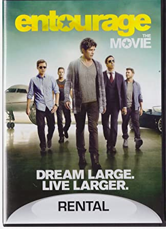 Amazon Com Entourage The Movie Dvd Rental Exclusive Movies Tv