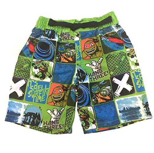 d1f7862dab7d3 Amazon.com: Boys Ninja Turtle Swim Trunks: Kitchen & Dining