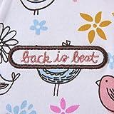 Halo Sleepsack Cotton Wearable Blanket, Multi Bird