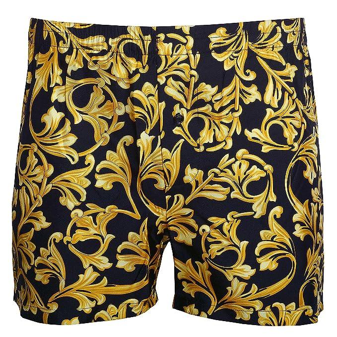 negozio online dd82a 19cb7 Versace - Pantaloni pigiama - Uomo nero / oro X-Large ...
