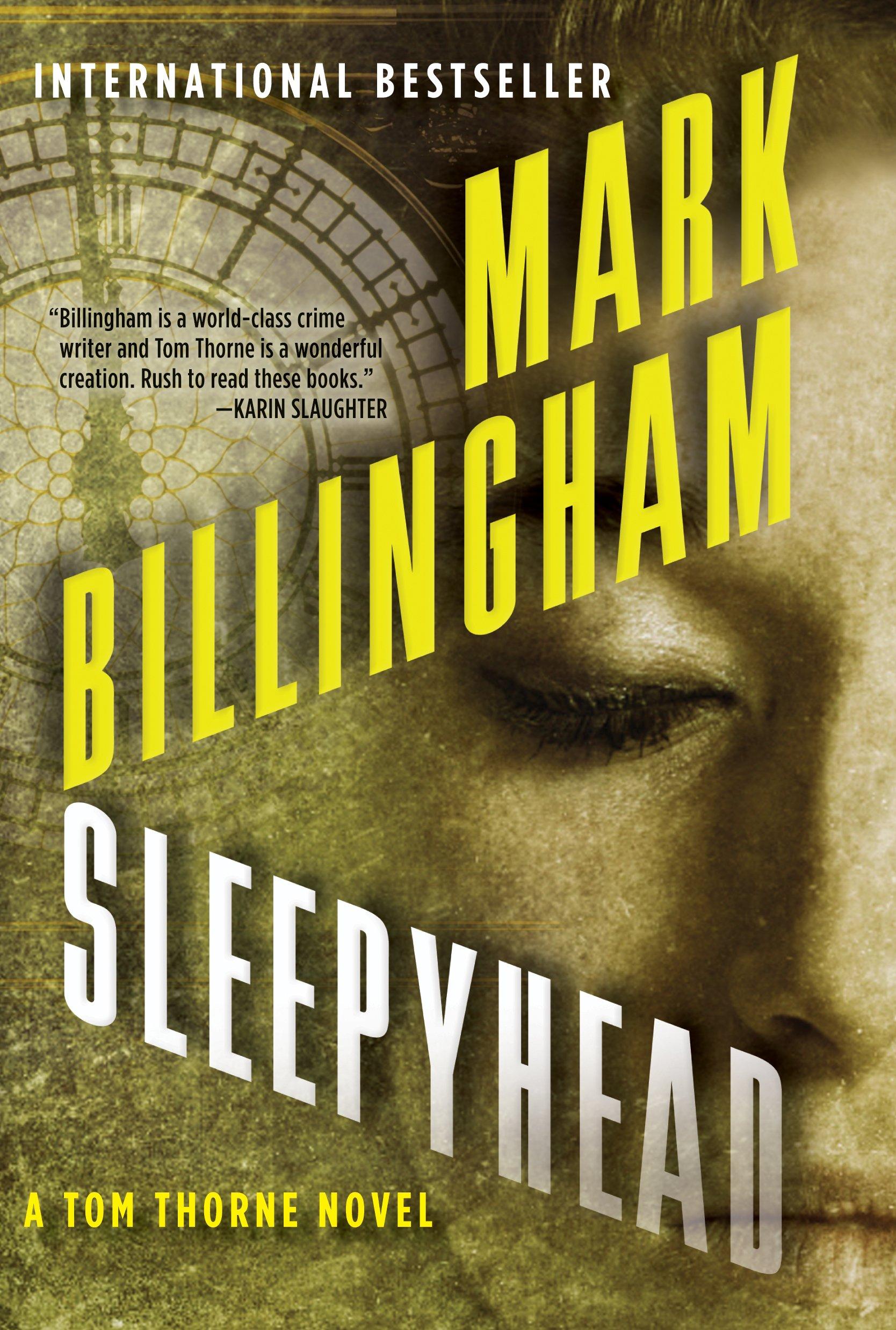 Download Sleepyhead Tom Thorne 1 By Mark Billingham