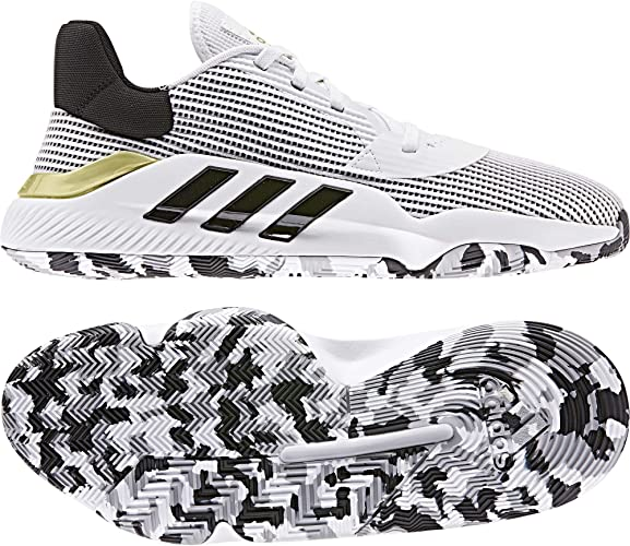 adidas Pro Bounce 2019 Low, Chaussures de Basketball Homme
