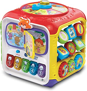 VTech Plastic Activity Cube For Babies