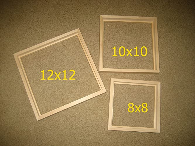 Amazon.com: Float, drop-in, front load picture frames with deep ...