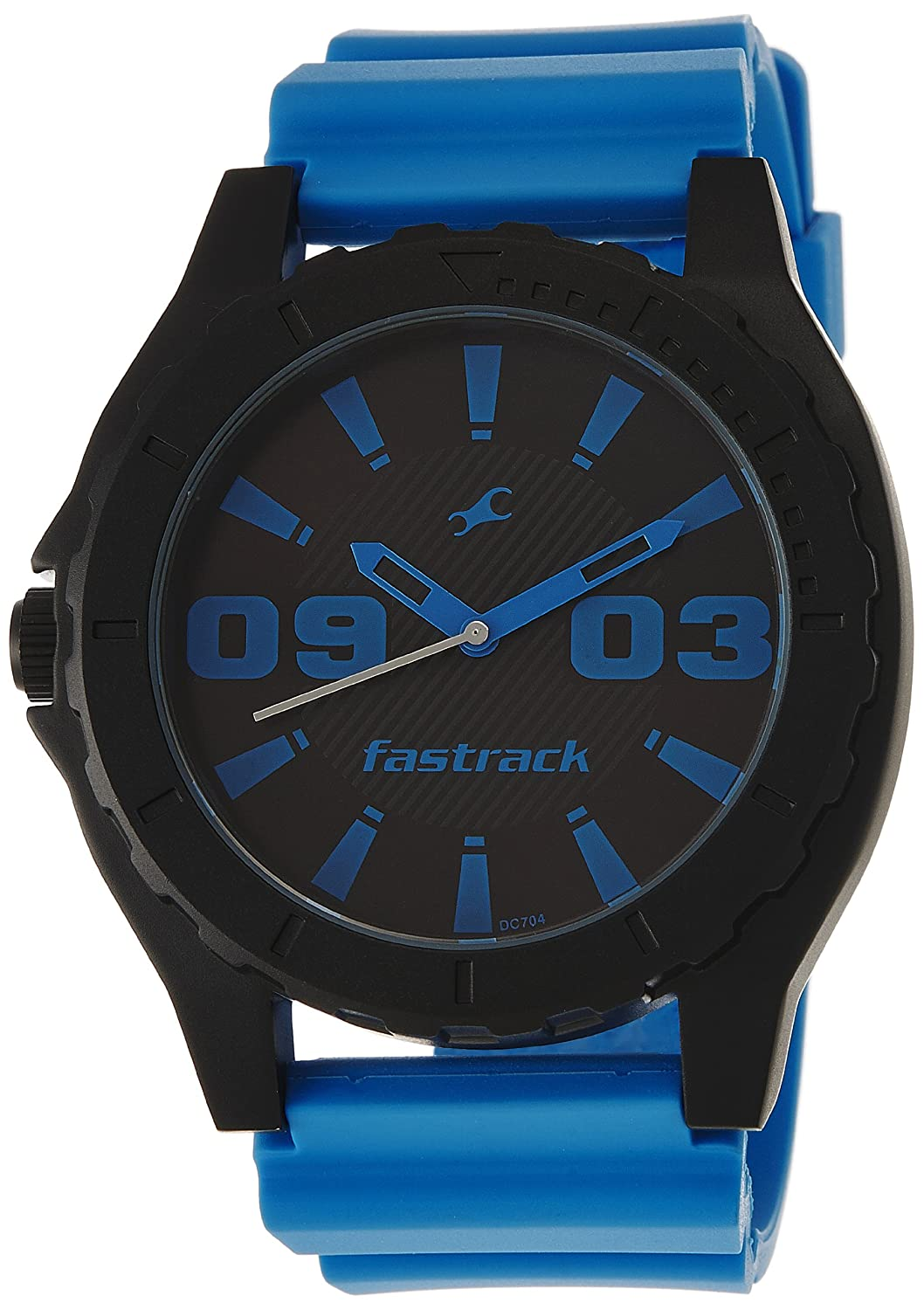 at black fastrack watches dp online s amazon buy prices ots low men in watch analog dial india sports