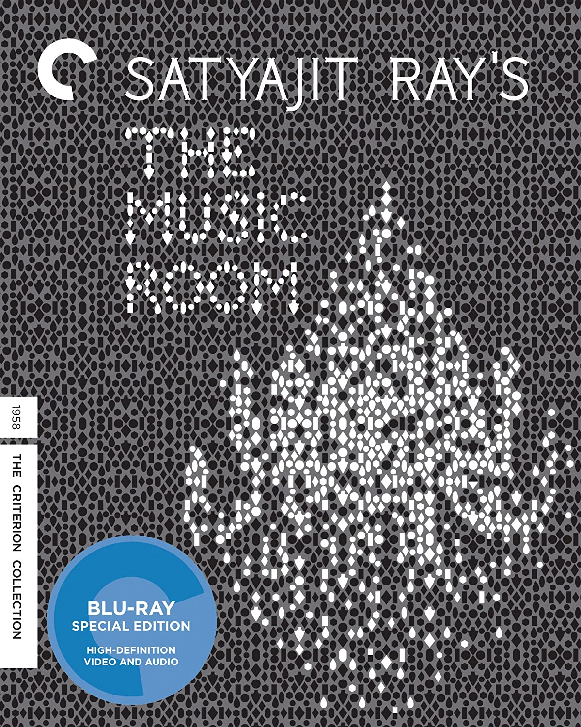 Music Room, The (Criterion) (Blu-Ray) Chhabi Biswas Satyajit Ray 17522065 Movie