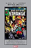 Doctor Strange Masterworks Vol. 8 (Doctor Strange (1974-1987))