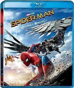 spider-man homecoming - blu ray blu_ray Italian Import