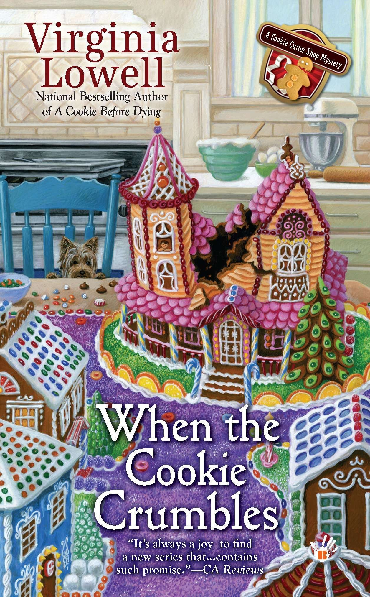 When the Cookie Crumbles (A Cookie Cutter Shop Mystery) PDF