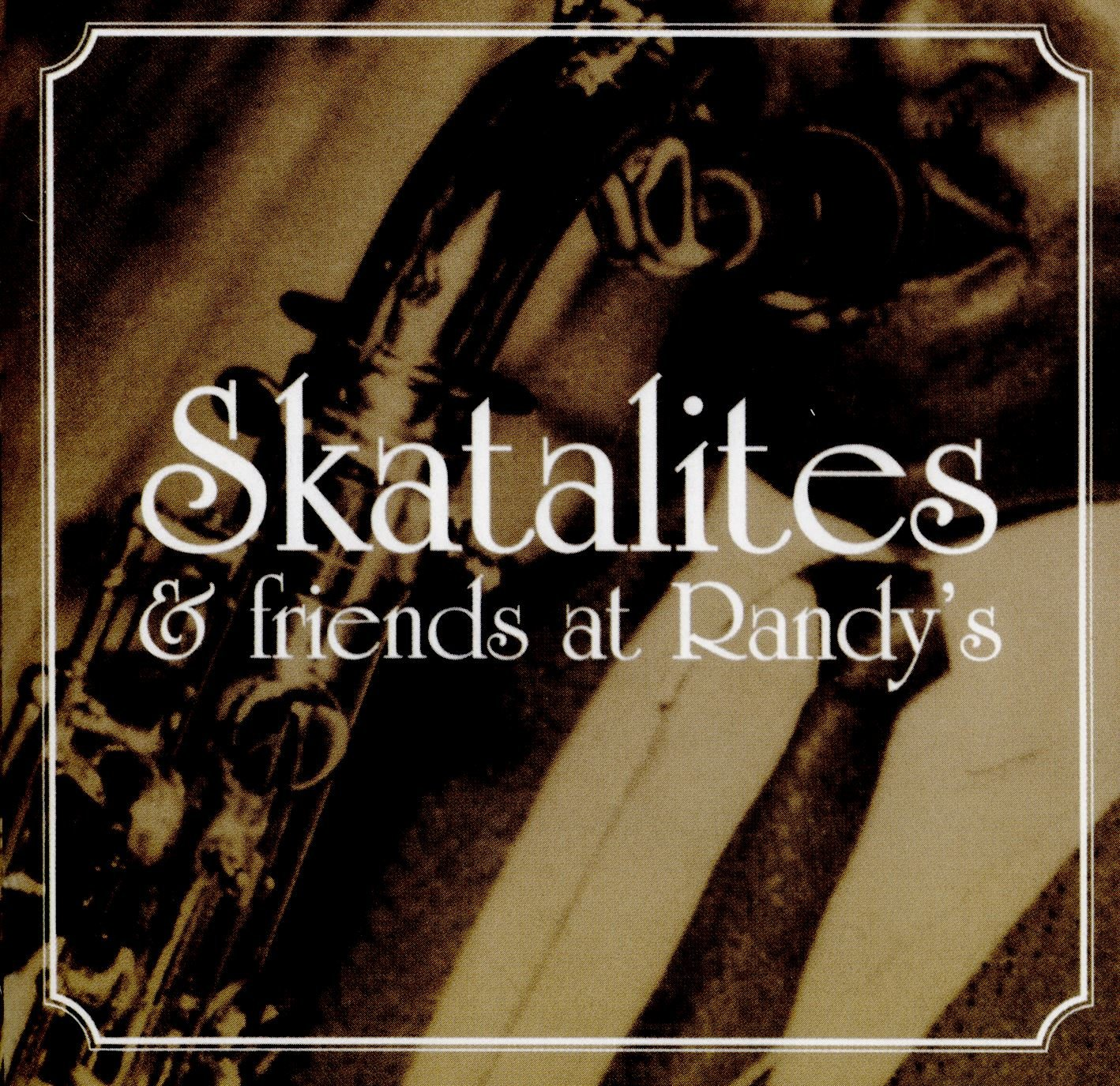 Skatalites & Friends At Randy's by VP