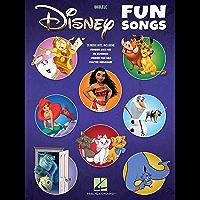 Disney Fun Songs for Ukulele book cover