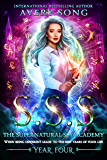 SSS: Year Four (The Supernatural Spy Academy Book 4) (English Edition)