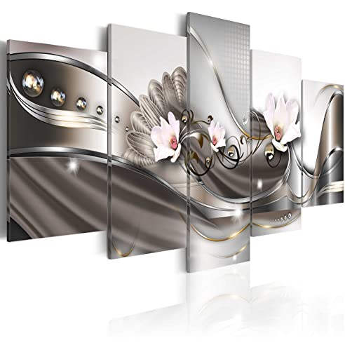 murando - Acrylglasbild Abstrakt 200x100 cm - 5 Teilig ...