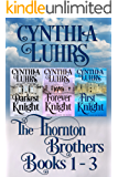 Thornton Brothers Medieval Time Travel Romance Books 1-3