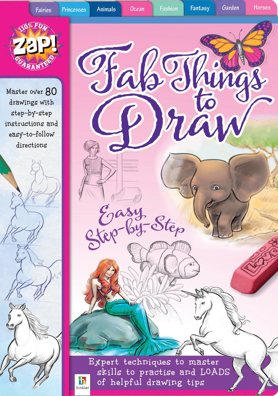 Zap! Fab Things to Draw pdf epub