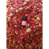 bMAKER Dried Rose Buds& Petals Red - 1 Pound Edible Flowers - Use in Tea, Baking, Making Rose Water, Crafting, Wedding Confet