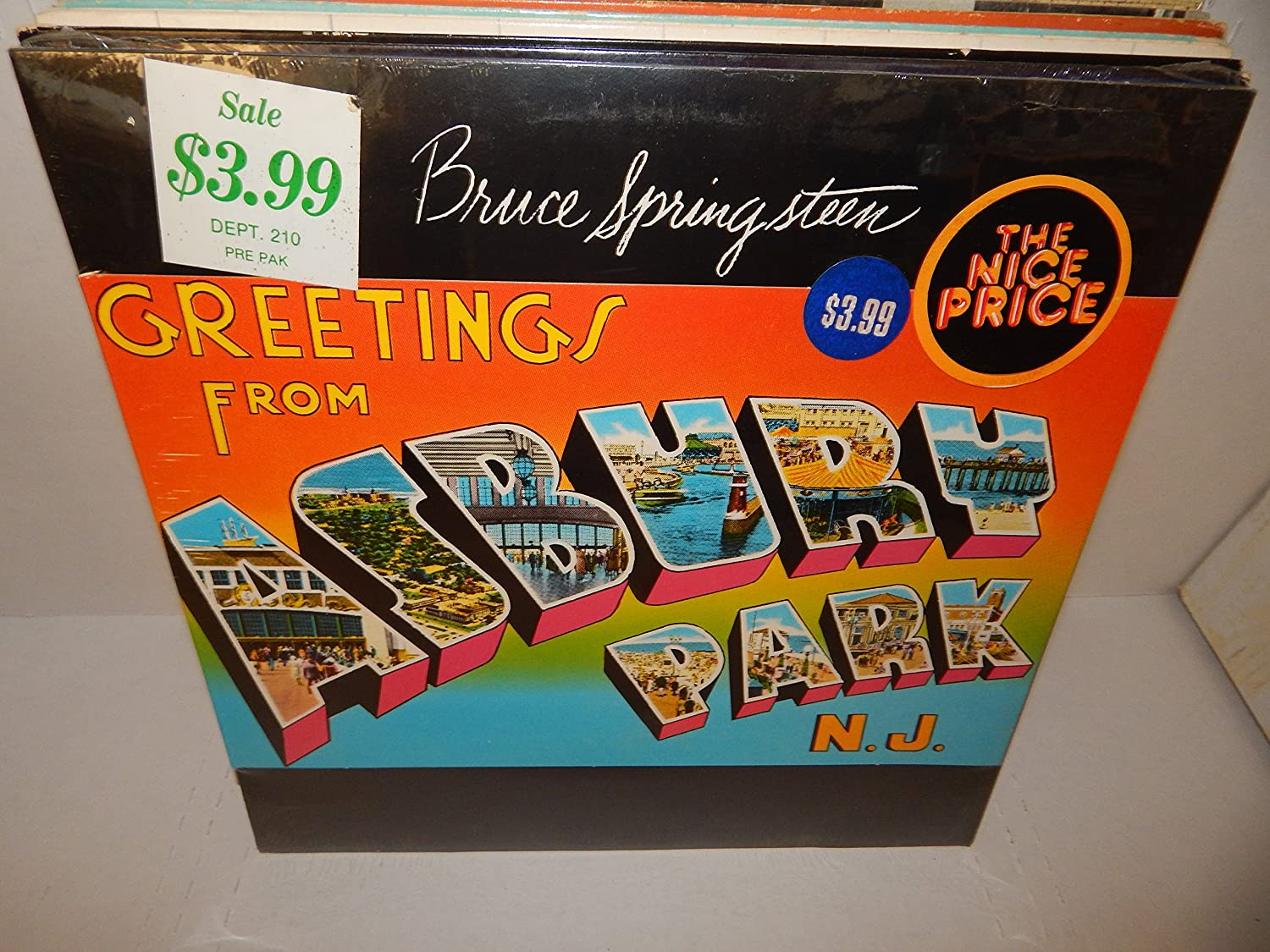 Bruce Springsteen Greetings From Asbury Park Nj Amazon Music