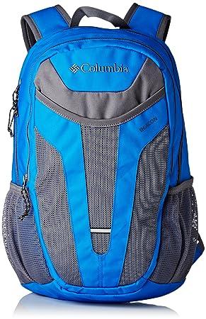 Columbia Beacon, Mochila Ligera 24 l, Azul (Super Blue, Graphite), Talla Única: Amazon.es: Deportes y aire libre
