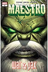Maestro: War And Pax (2021-) #1 (of 5) Kindle Edition