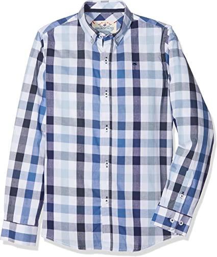 EL FLAMENCO Italiana Camisa, Azul, (Tamaño del Fabricante:4) para Niños: Amazon.es: Ropa y accesorios