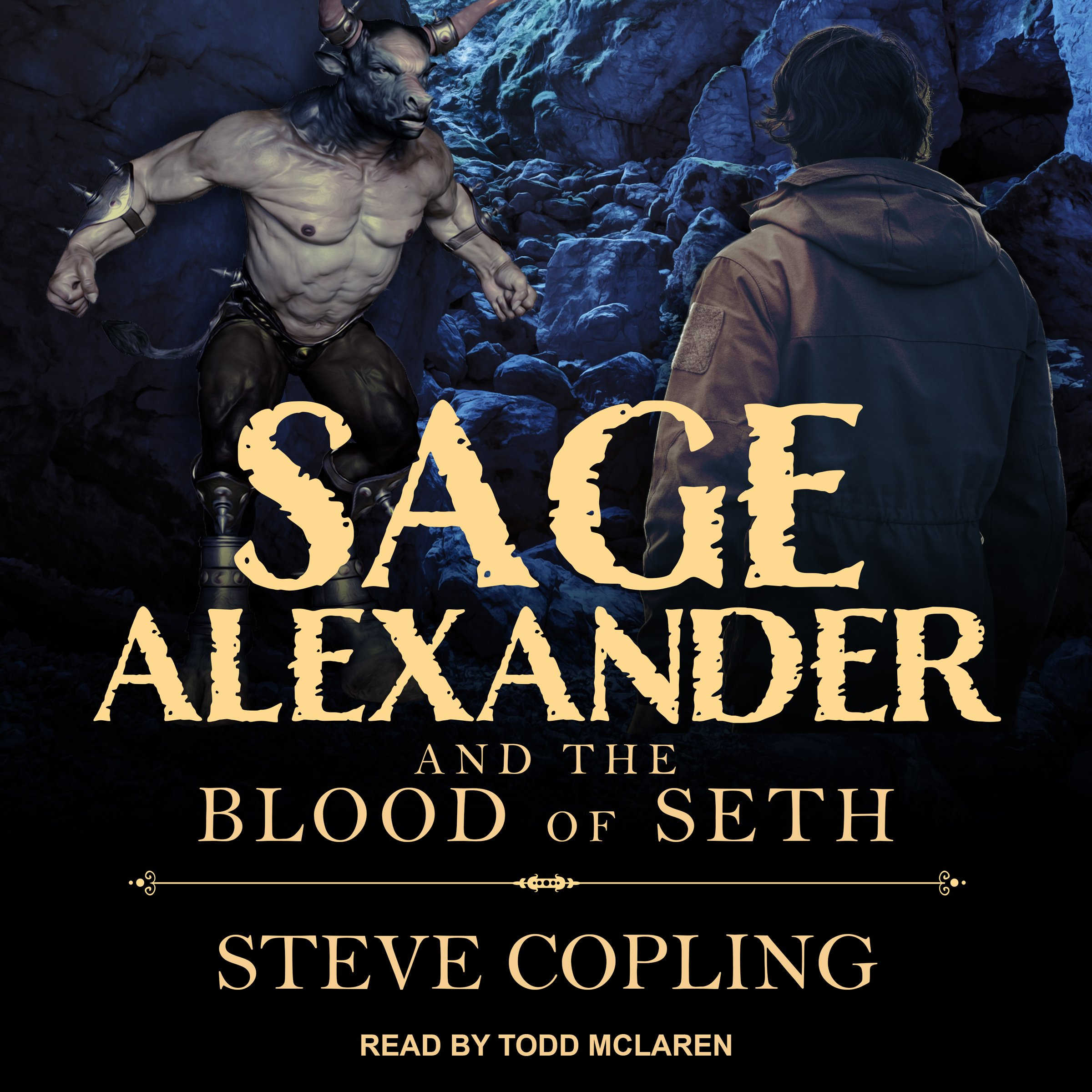 Sage Alexander and the Blood of Seth: Sage Alexander Series, Book 2