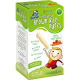 Little Quacker Mixed Vegetable Flavour Sprouted Brown Rice Puffs, 20 g