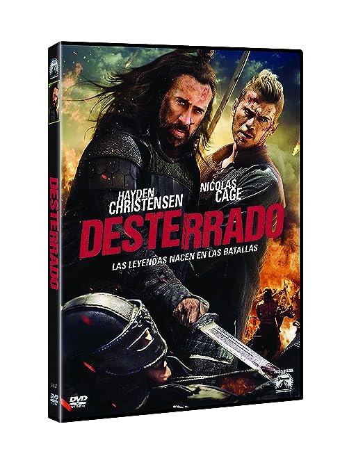 Desterrado [DVD]: Amazon.es: Hayden Christensen, Nicolas ...