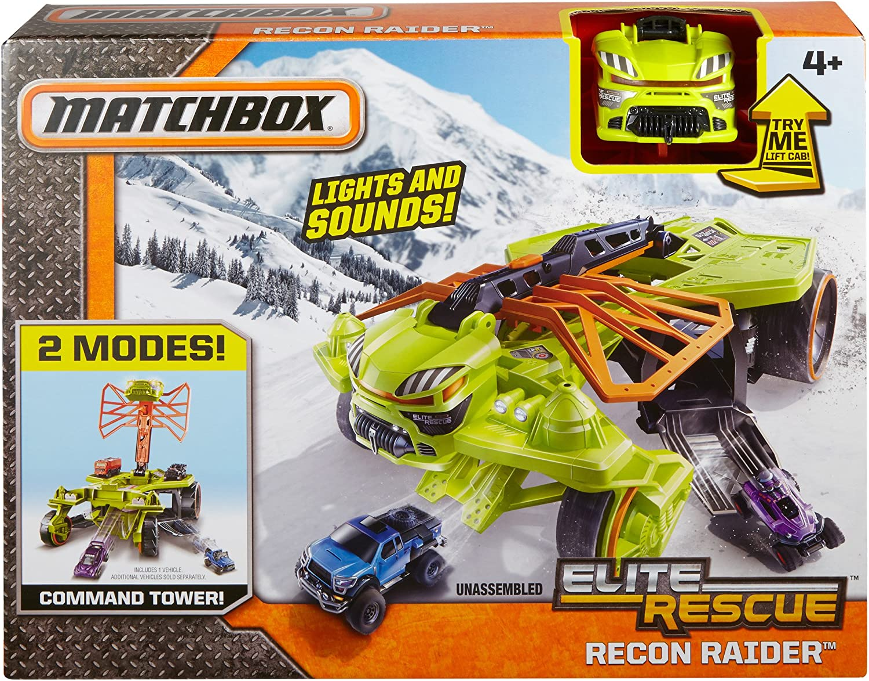 Matchbox Elite Rescue Recon Raider