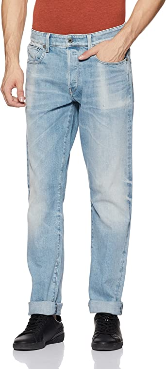 Vêtements Homme G STAR RAW 3301 Tapered Jeans Homme Jeans Homme