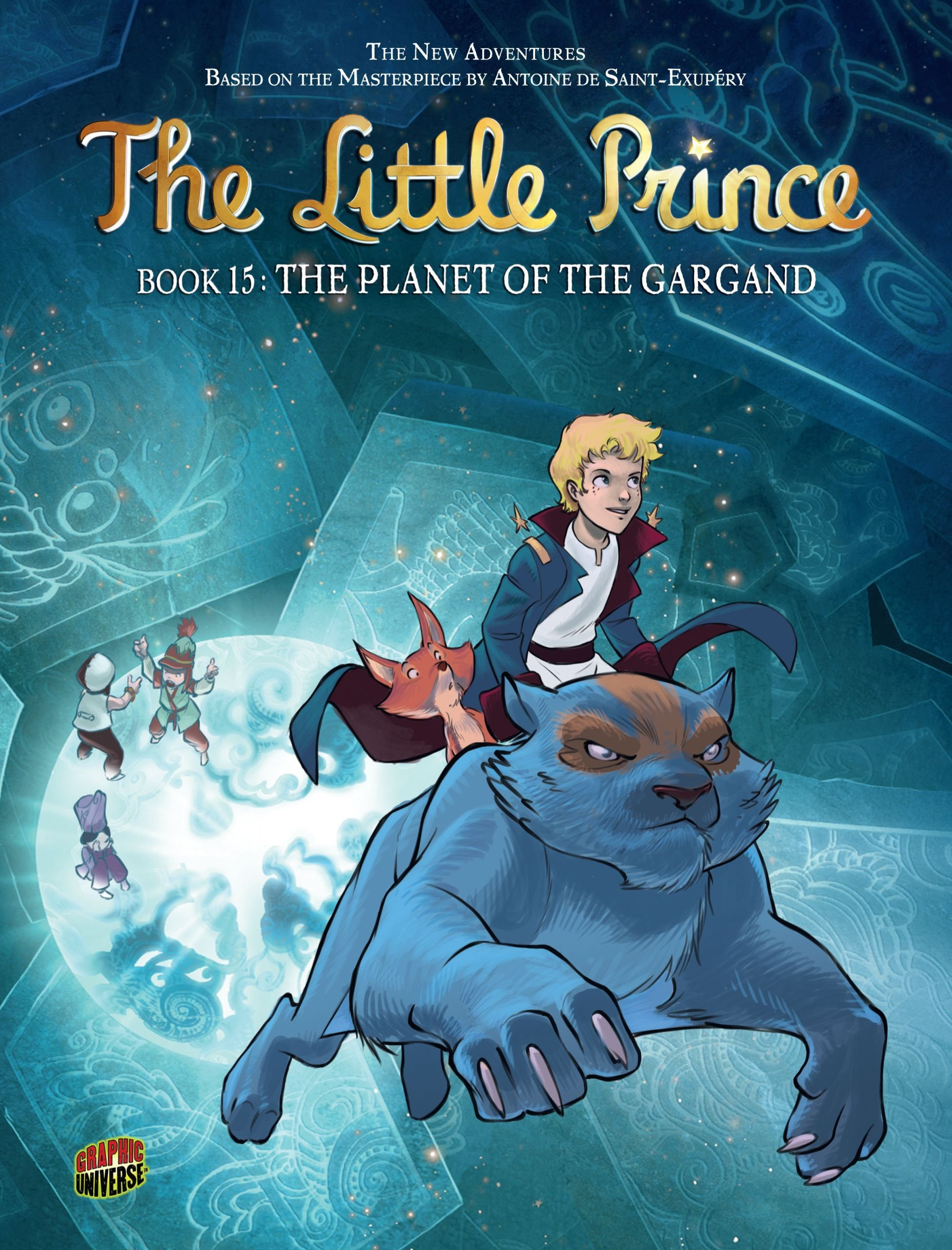 Download The Planet of the Gargand (The Little Prince) pdf epub