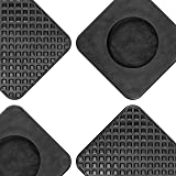 Anti Vibration Pads for Washing Machine - 4pc - Prevent Your Washer and Dryer From Walking and Reduce Noise - High…