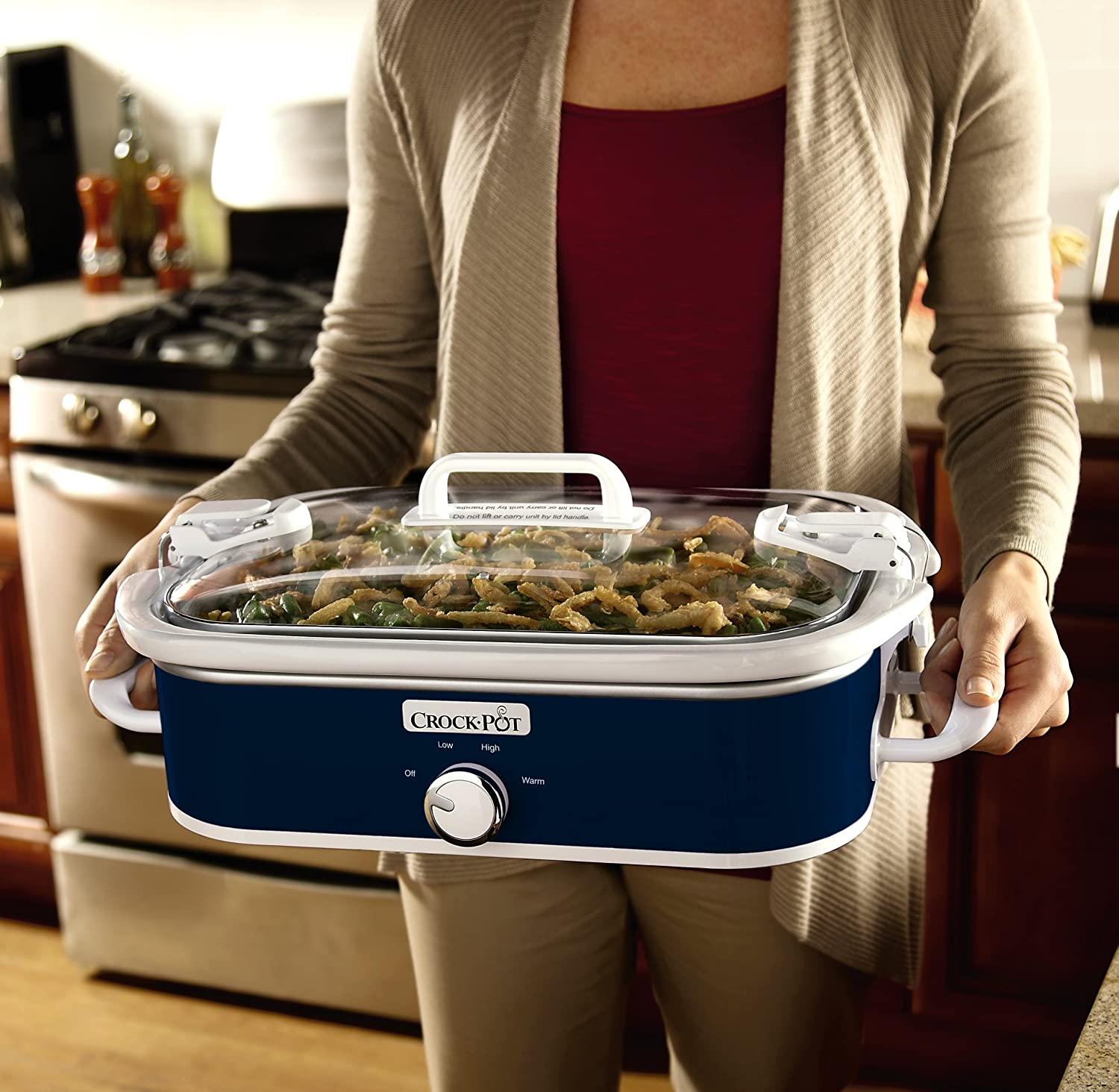 Crock Pot Casserole Slow Cooker - Check Amazon's Price