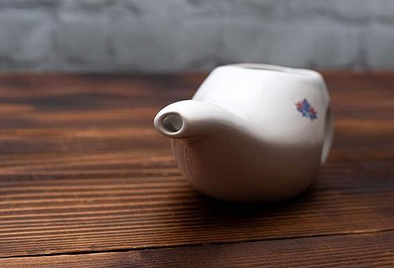 Sattvic Path - Maceta de cerámica ergonómica hecha a mano ...