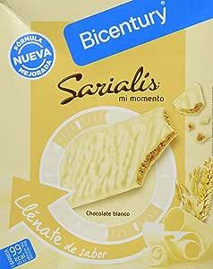 Bicentury Barrita Cereales Y Cacao Chocolate Blanco