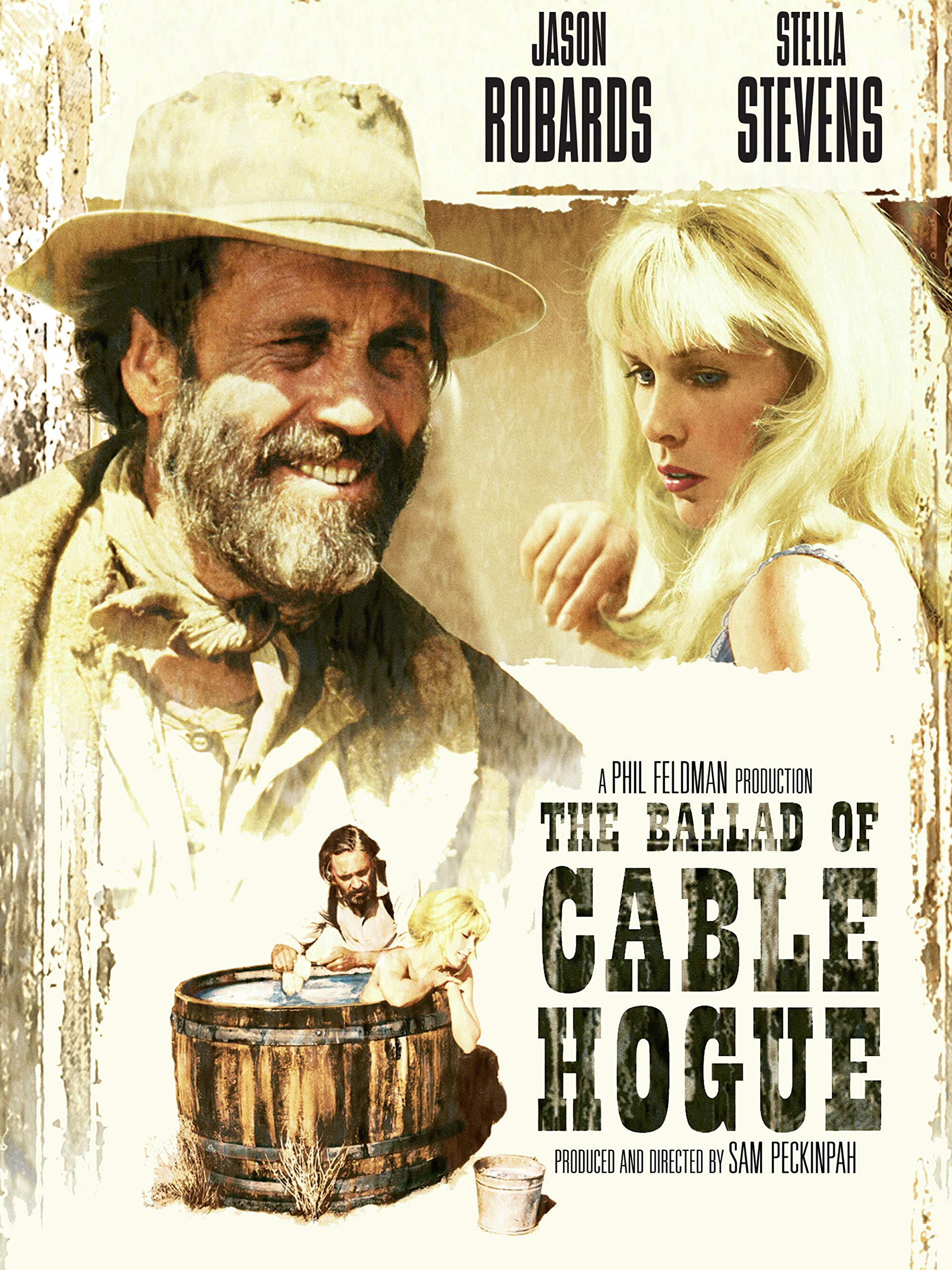 Watch The Ballad of Cable Hogue | Prime Video